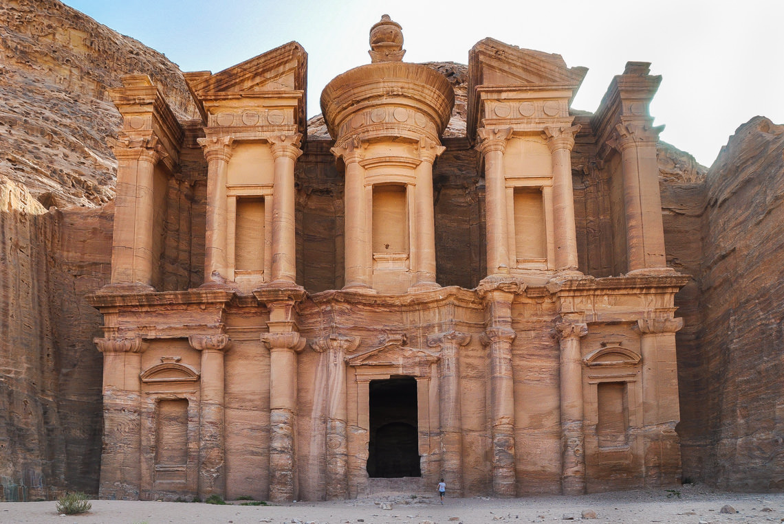 Sometimes you need more than 10 secs to get the shot. Petra, Jordan 2012. Photos width=