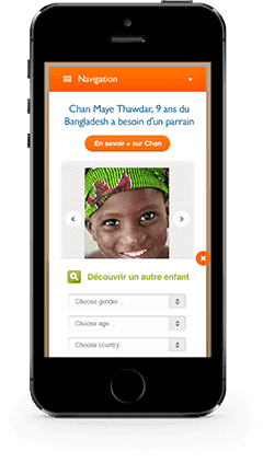 worldvision iphone
